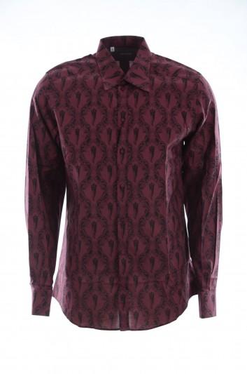 Dolce & Gabbana Men Long Sleeve Shirt - G5CX7T FS5UB