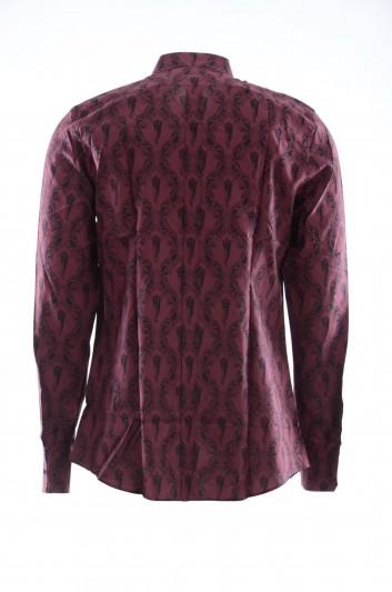 Dolce & Gabbana Camisa Manga Larga Hombre - G5CX7T FS5UB