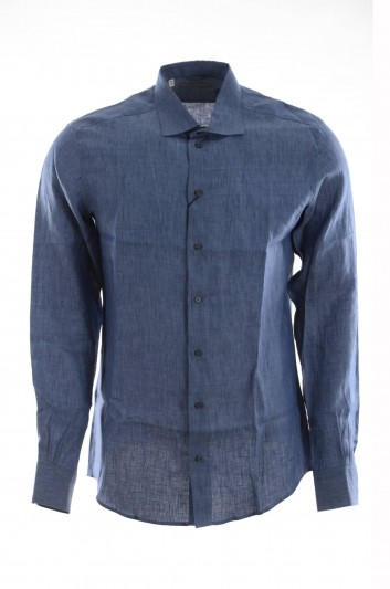 Dolce & Gabbana Men Long Sleeve Shirt - G5DE8T FU4GJ