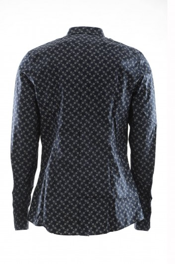 Dolce & Gabbana Men Long Sleeve Shirt - G5DN0T FS50K