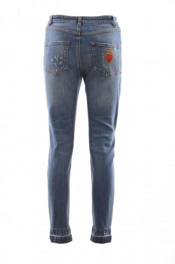 Dolce & Gabbana Women Denim Trousers - FTAQ1Z G8V71