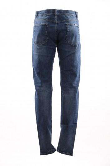 Dolce & Gabbana Men Denim Trousers - G6LACD G8S08