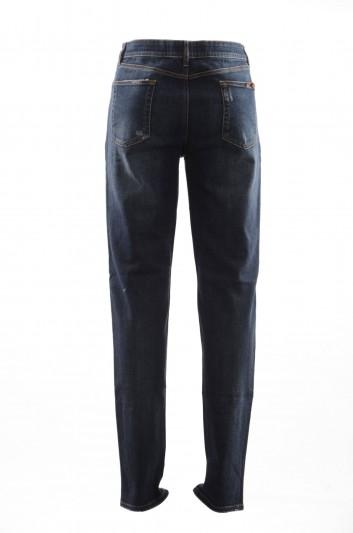 Dolce & Gabbana Men Denim Trousers - G6DCCD G8Q97