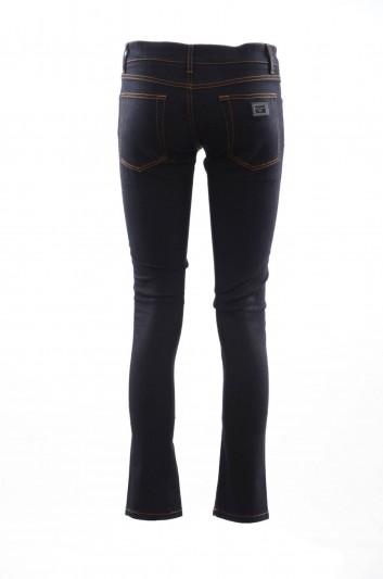Dolce & Gabbana Men Denim Trousers - G69NLD G8U36