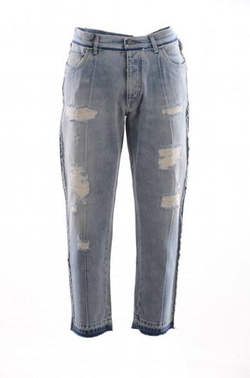 Dolce & Gabbana Men Denim Trousers - GY31AD G8U99