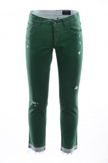 Dolce & Gabbana Men Denim Trousers - GY3PLD G8V02