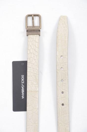 Dolce & Gabbana Cinturón de Piel Hombre - BC3614 A2E02