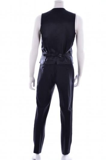 Dolce & Gabbana Men Trouser + Vest - G7542T FU2OX