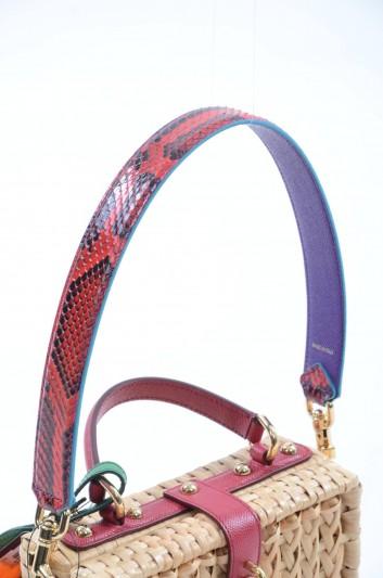 Dolce & Gabbana Women Leather Shoulder Strap - BI0938 B2CL8