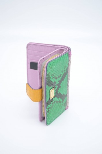 Dolce & Gabbana Women Leather Wallet - BI0769 B222V