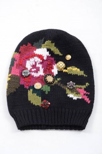 Dolce & Gabbana Women Knitted Hat - FRH01Z F89AO
