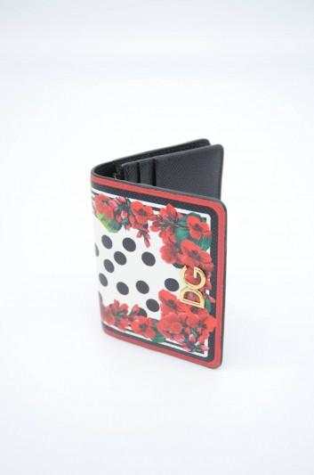 Dolce & Gabbana Women Floral Leather Wallet - BI1211 AZ482