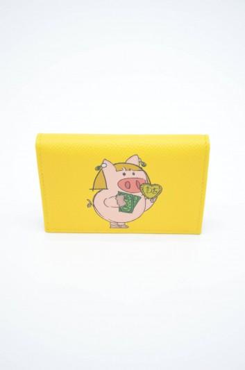 Dolce & Gabbana Women Leather Wallet - BI0926 AZ892