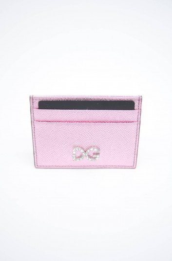 Dolce & Gabbana Women Leather Cardholder - BI0330 AC184