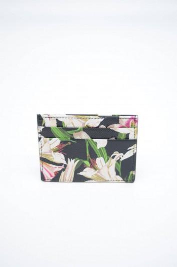 Dolce & Gabbana Women Floral Cardholder - BI0330 AA201