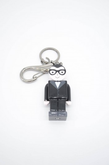 Dolce & Gababna Men Robot Designers Key Ring - BP2377 AN476