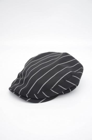 Dolce & Gabbana Men Stripes Cloth-cap - GH587A FRBCP