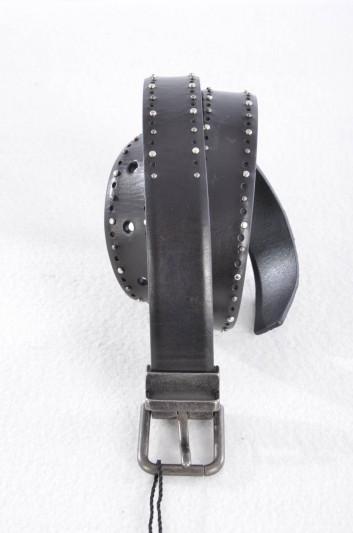 Dolce & Gabbana Cinturón Tachuelas Hombre - BC4069 A2D78