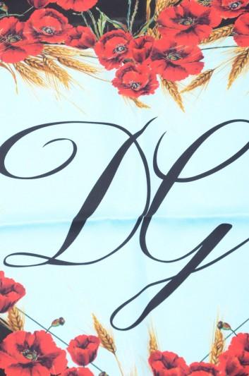 Dolce & Gabbana Fular Seda Mujer - FN092R GDO78