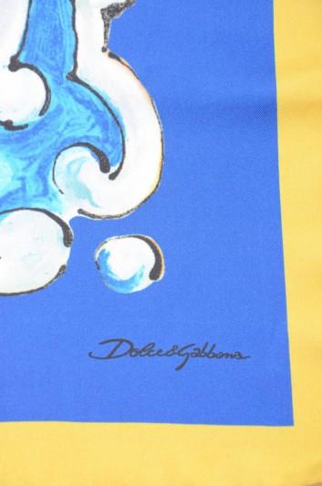 Dolce & Gabbana Fular Seda Mujer - FN083R GD801