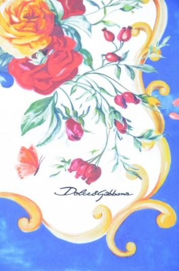 Dolce & Gabbana Women Silk Foulard - FN092R GDG16
