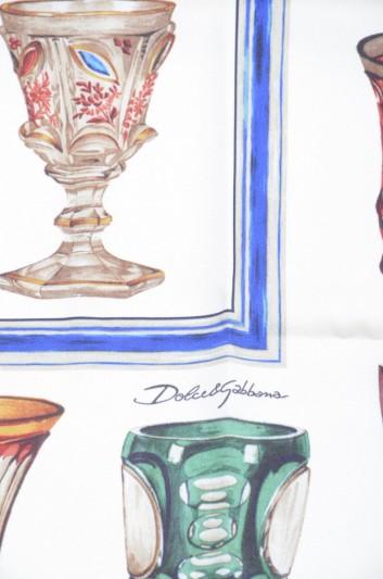 Dolce & Gabbana Fular Seda Mujer - FN092R GDE73