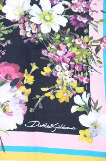 Dolce & Gabbana Fular Seda Mujer - FN092R GDG50