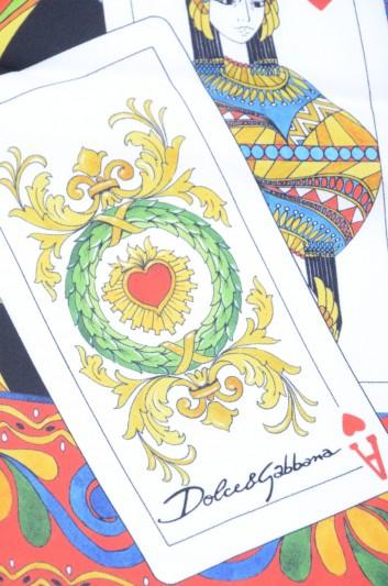 Dolce & Gabbana Fular Seda Mujer - FN092R GDL14