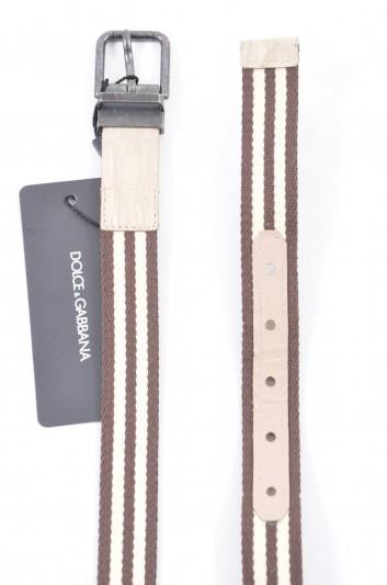 Dolce & Gabbana Men Belt - BC4074 A2G61