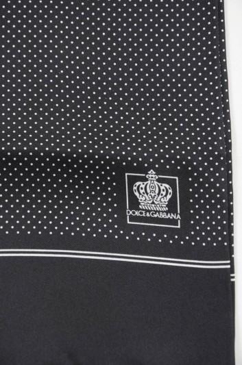 Dolce & Gabbana Men Silk Stole - GQ214E G0X43