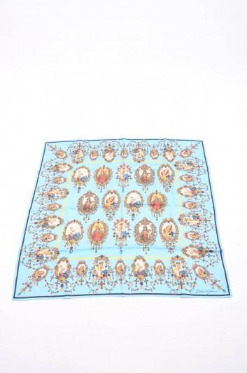 Dolce & Gabbana Women Silk Foulard - FN086R FH1YB
