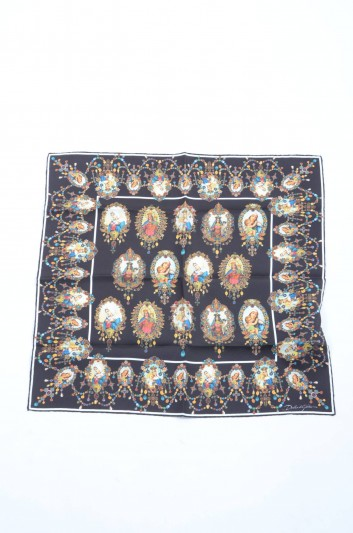 Dolce & Gabbana Women Silk Foulard - FN050R FH1YB