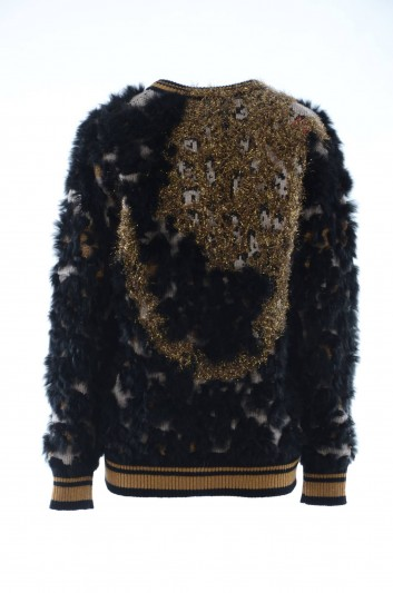 Dolce & Gabbana Women Crewneck Pullover - FR021K F89DN