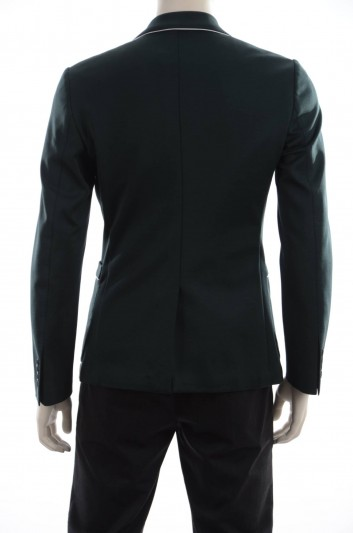 Dolce & Gabbana Men Double Breasted Jacket - G2JT7T FU75A