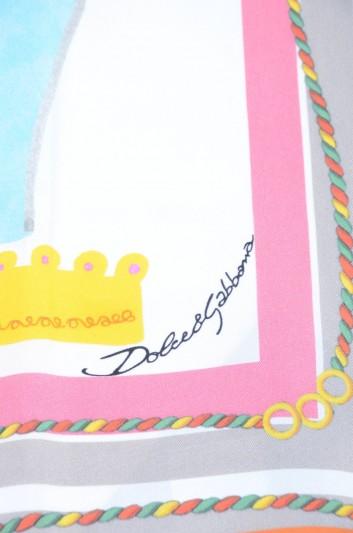 Dolce & Gabbana Fular Seda Mujer - FN078R GD680