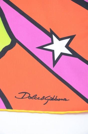 Dolce & Gabbana Fular Seda Mujer - FN090R GDK31