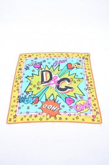 Dolce & Gabbana Fular Seda Mujer - FN090R GDM27