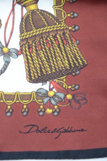 Dolce & Gabbana Fular Seda Mujer - FN092R GDG42