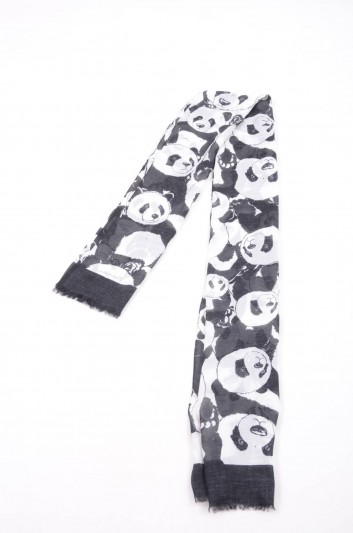 Dolce & Gabbana Men Printed Lace Stole - GQ213E G3SDH