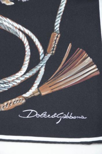 Dolce & Gabbana Women Printed Foulard 70x70 - FN087R HH1A5