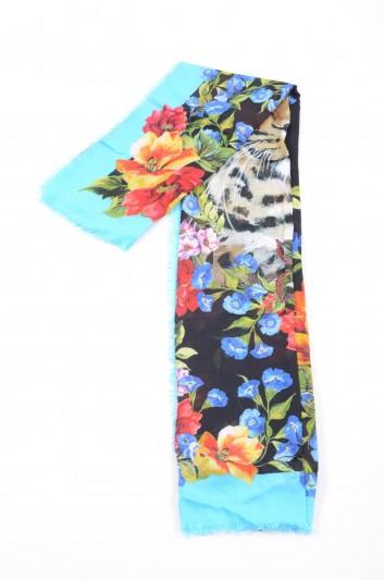 Dolce & Gabbana Women Printed Stole - FS209A GDI40