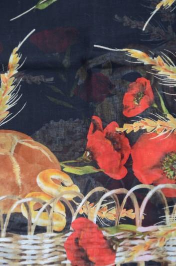 Dolce & Gabbana Women Printed Stole - FS185A GDE75
