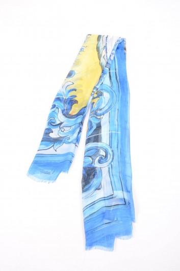 Dolce & Gabbana Women Printed Stole - FS184A GDG33