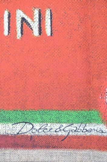 Dolce & Gabbana Women Printed Foulard 90x90 - FN086R FH1YN