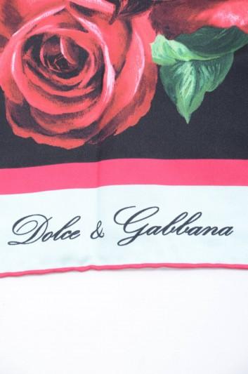 Dolce & Gabbana Women Printed Foulard 90x90 - FN090R GDL53