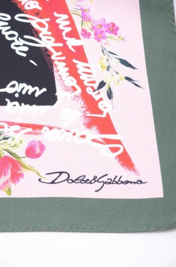 Dolce & Gabbana Women Printed Foulard 70x70 - FN092R GDH90