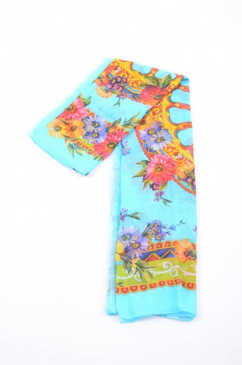 Dolce & Gabbana Women Printed Foulard - FS153A GD795