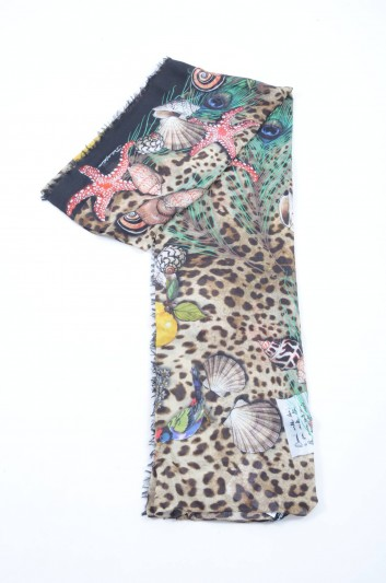 Dolce & Gabbana Women Printed Foulard - FS184A GDI27