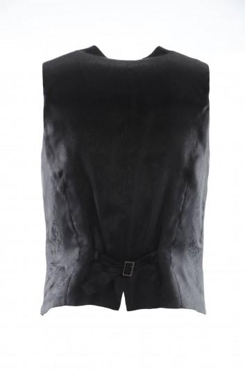 Dolce & Gabbana Men Dress Vest - GK1FMT TNUAI