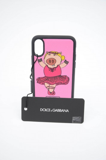 Dolce & Gabbana Funda iPhone X-XS Mujer - BI2408 AZ892